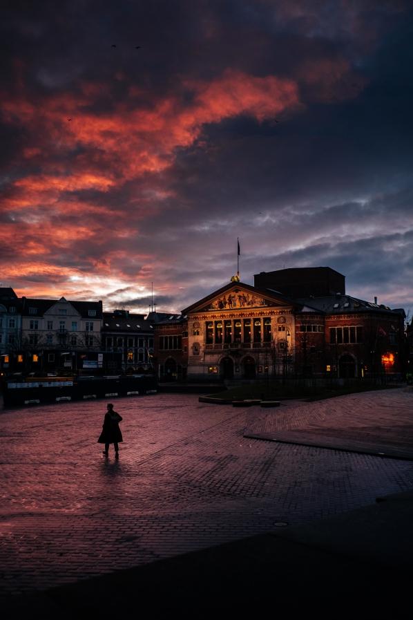 Aarhus, February 2016. Photo: Jonas Dyhr Rask